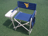 West Virginia Mounatineers Directors Chair