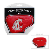 Washington State Cougars Blade Putter Cover