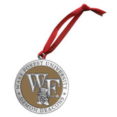 Wake Forest Demon Deacons Logo Ornament