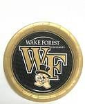 "Wake Forest Demon Deacons 7"" Dessert Paper Plates"