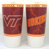 Virginia Tech Hokies Souvenir Cups