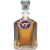 Virginia Tech Hokies Capitol Decanter