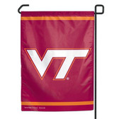 "Virginia Tech Hokies 11""x15"" Garden Flag"