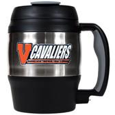 Virginia Cavaliers 52oz. Stainless Steel Macho Travel Mug with Bottle Opener