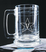 Vanderbilt Commodores Deep Etched Colonial Tankard Mug