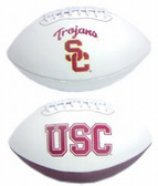 USC Trojans Full Size Embroidered Football