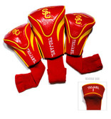 USC Trojans 3 Pack Contour Sock Headcovers