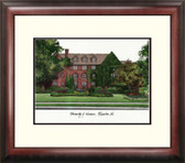 University of Wisconsin, Milwaukee Alumnus Framed Lithograph