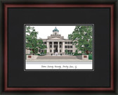 University of Wisconsin, Madison Academic Framed Lithograph