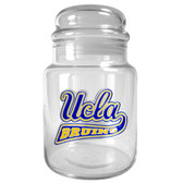 UCLA Bruins 31oz Glass Candy Jar - Primary Logo