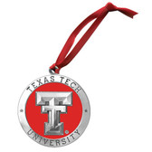 Texas Tech Red Raiders Logo Ornament