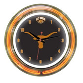 "Texas Longhorns 14"" Neon Wall Clock"