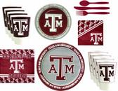Texas A&M Aggies Party Supplies Pack #2