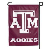 """Texas A&M Aggies 11""""x15"""" Garden Flag"""