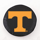 Tennessee Volunteers Black Tire Cover, Large
