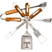 Tennessee Volunteers 4 Pc BBQ Set