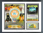 Tennessee Volunteers 2008 Women???Ñs Back-to-Back Champions Milestones & Memories Framed Photo