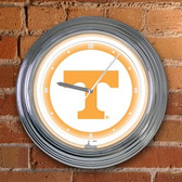 "Tennessee Volunteers 15"" Neon Clock"