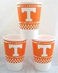 Tennessee Volunteers 16 oz Cups