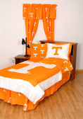 Tennessee Bed in a Bag Queen - With Team Colored Sheets