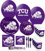 TCU Party Supplies Pack #3