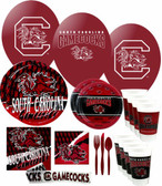 South Carolina Gamecocks Party Supplies Pack #3
