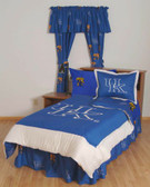 Kentucky Bed in a Bag Queen - With Team Colored Sheets