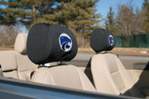 Kansas State Wildcats  Headrest Covers Set Of 2