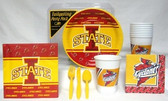 Iowa State Cyclones Party Supplies Pack #1