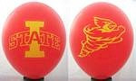 "Iowa State Cyclones 11"" Balloons"