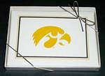 Iowa Hawkeyes Note Cards