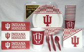 Indiana Hoosiers Party Supplies Pack #1