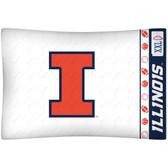 Illinois Fighting Illini Micro Fiber Pillow Case