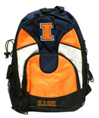 Illinois Fighting Illini Backpack
