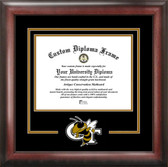 Georgia Tech Yellow Jackets Spirit Diploma Frame