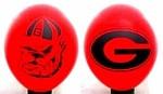 """Georgia Bulldogs 11"""" Balloons"""