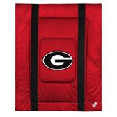 Georgia Bulldogs  Sidelines Comforter (King)