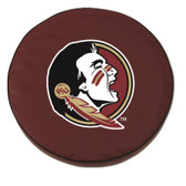 Florida State Seminoles Red Tire Cover, Large