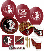 Florida State Seminoles Party Supplies Pack # 3