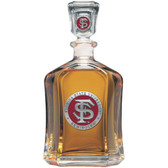 Florida State Seminoles Capitol Decanter