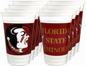 Florida State Seminoles 16 oz. Cups