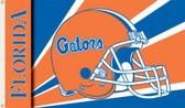 Florida Gators 3 Ft. x 5 Ft. Flag w/Grommets - Helmet Design