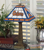 "Florida Gators 23"" Mission Lamp"