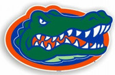 "Florida Gators 12"" Car Magnet"