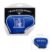 Duke Blue Devils Blade Putter Cover