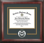 Colorado State Rams Spirit Diploma Frame