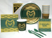 Colorado State Rams Party Supplies Pack #1