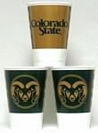 Colorado State Rams 16 oz Cups