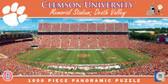 Clemson Tigers Panoramic Stadium Puzzle