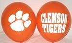 "Clemson Tigers 11"" Balloons"
